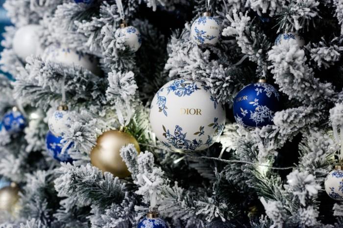Un Noël Dior à l'Hôtel Astoria de Saint Petersbourg